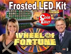 WHEEL OF FORTUNE-3 Pro LED Kit w Frosted LEDs