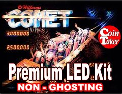 1. COMET LED Kit with Premium Non-Ghosting LEDs