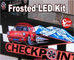 3. CHECKPOINT  LED Kit w Frosted LEDs