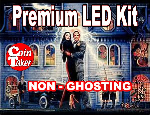1. ADDAMS FAMILY LED Kit with Premium Non-Ghosting LEDs