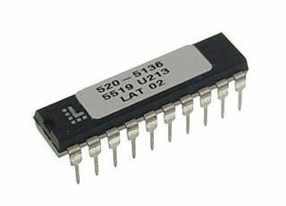 PAL, 16LB CPU/SOUND CHIP IC U213