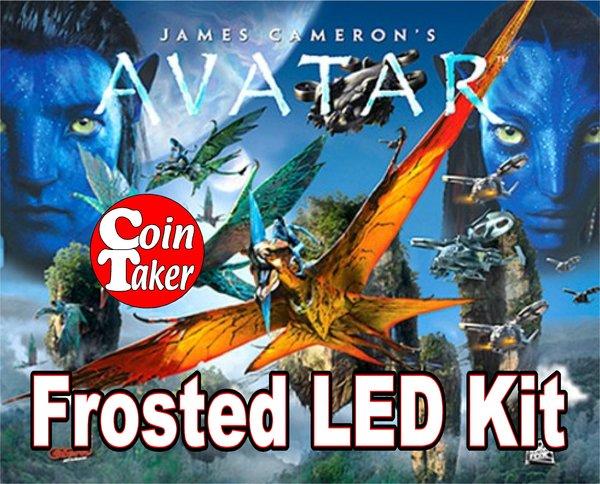 AVATAR-3 Pro LED Kit w Frosted LEDs