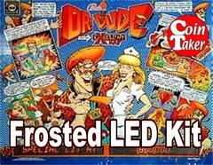 3. DR DUDE  LED Kit w Frosted LEDs