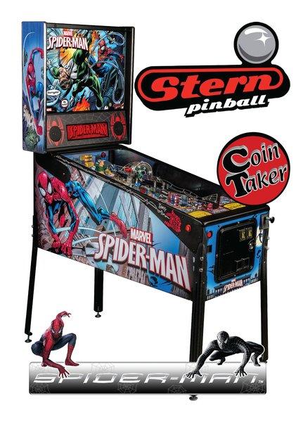 SPIDERMAN Premium Pinball, Vault Edition