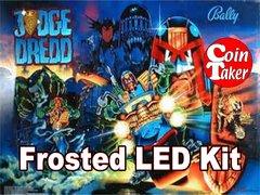 3. JUDGE DREDD  LED Kit w Frosted LEDs