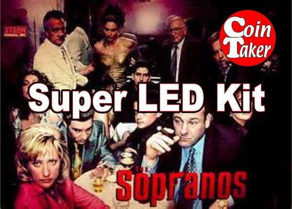 SOPRANOS-2 LED Kit w Super LEDs