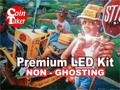 1. ROADSHOW  LED Kit with Premium Non-Ghosting LEDs