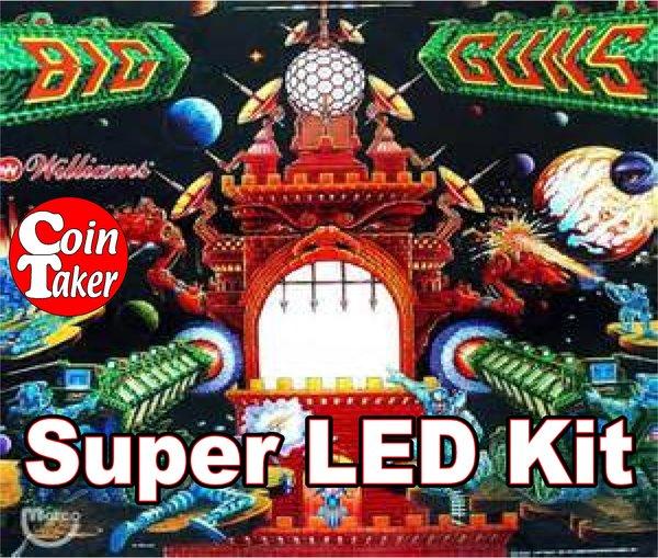 2. BIG GUNS LED Kit w Super LEDs