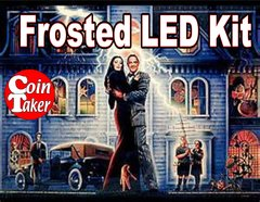3. ADDAMS FAMILY LED Kit w Frosted LEDs