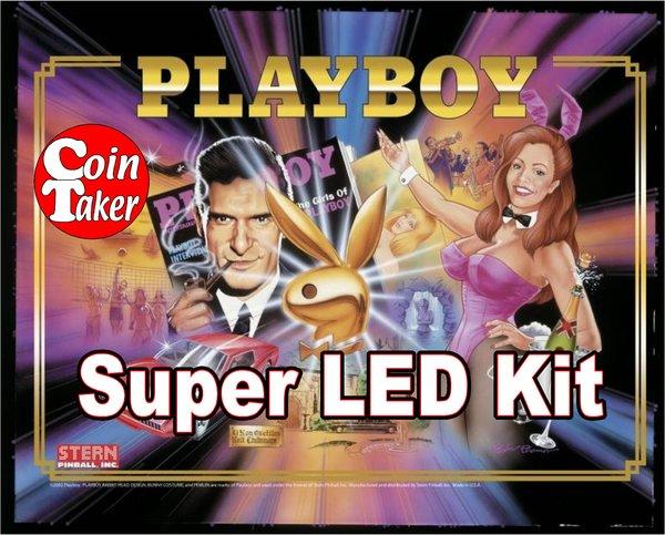 PLAYBOY-2 LED Kit w Super LEDs