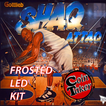 SHAQ ATTAQ LED Kit w Frosted LEDs