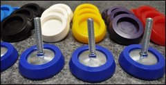 URETHANE PIN-BUTT CASTERS (SET OF 4)
