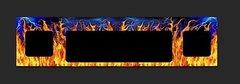 METALLICA-6 FLAME PINGRILL