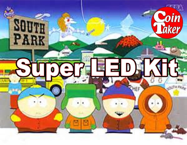 SOUTHPARK-2 LED Kit w Super LEDs