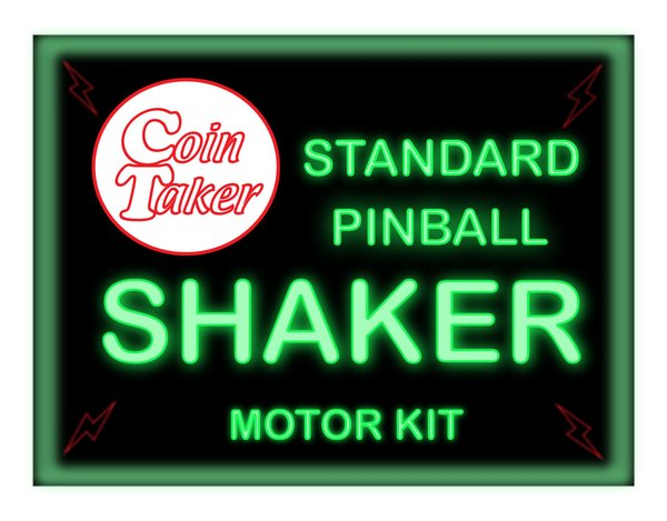 Shaker Motor Kit for Stern Pinball