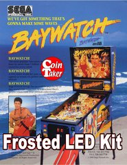 3. BAYWATCH LED Kit w Frosted LEDs