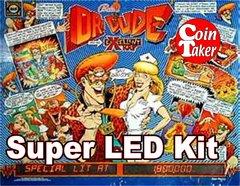 2. DR DUDE  LED Kit w Super LEDs