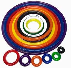 Twister Polyurethane Rubber Ring Kit - 32 pcs