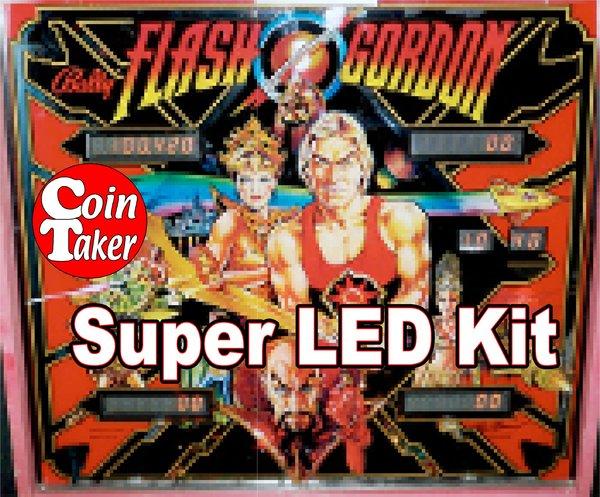 2. FLASH GORDON LED Kit w Super LEDs