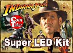 INDIANA JONES-2 LED Kit w Super LEDs