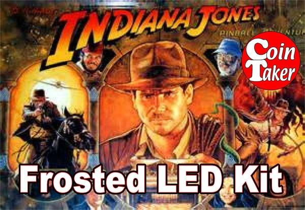 3. 1993 INDIANA JONES LED Kit w Frosted LEDs