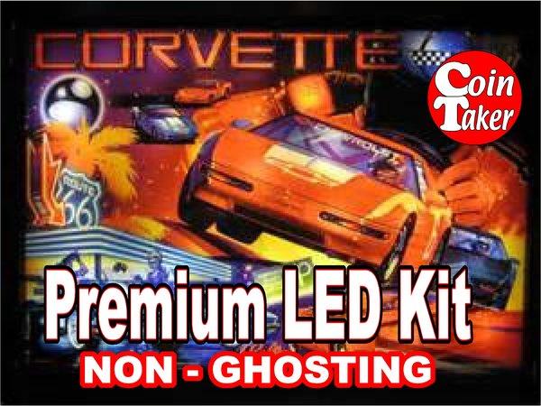 1. CORVETTE LED Kit with Premium Non-Ghosting LEDs