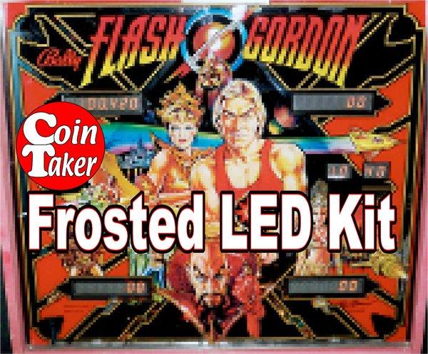 3. FLASH GORDON  LED Kit w Frosted LEDs