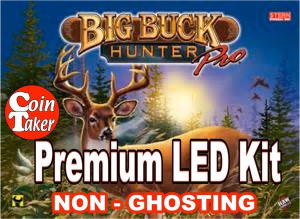 BIG BUCK HUNTER-1 Pro LED Kit w Premium Non-Ghosting LEDs