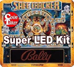 2. SAFE CRACKER LED Kit w Super LEDs