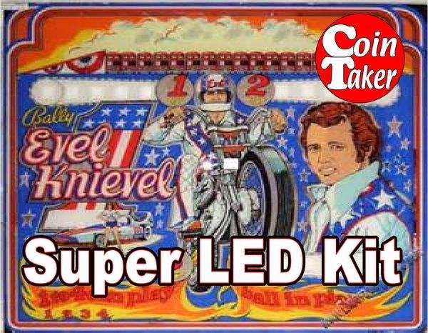 2. EVEL KNIEVEL  LED Kit w Super LEDs
