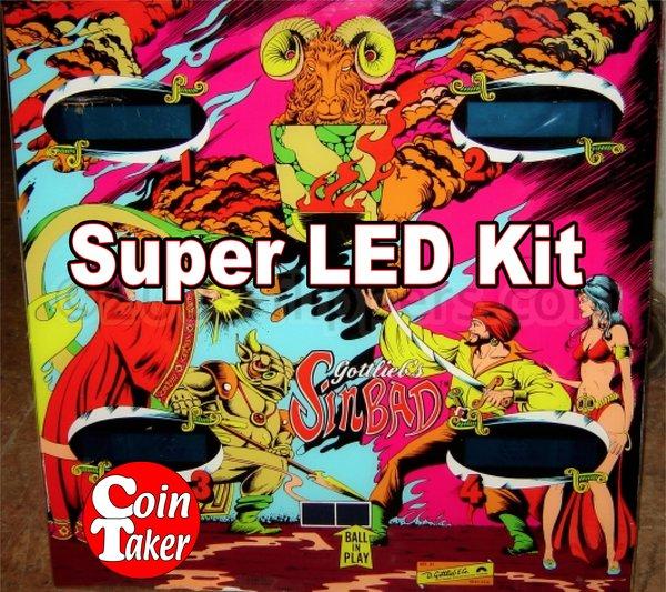 2. SINBAD LED Kit w Super LEDs