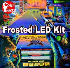 3. POLICE FORCE  LED Kit w Frosted LEDs