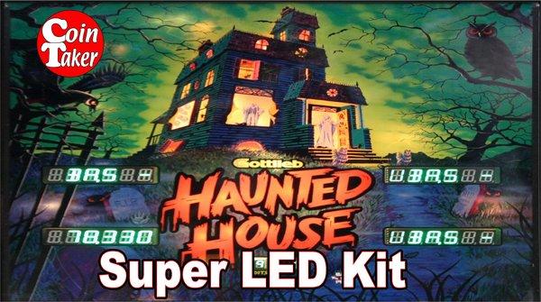 2. HAUNTED HOUSE LED Kit w Super LEDs