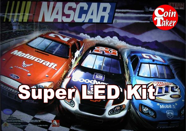NASCAR-2 LED Kit w Super LEDs