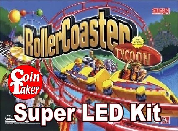 ROLLER COASTER TYCOON-2 LED Kit w Super LEDs