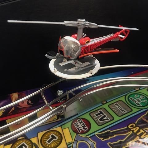 BATMAN66 HELICOPTER