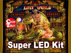 2. LOST WORLD (1978) LED Kit w Super LEDs