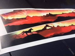 Mustang Pinblades