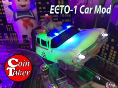 GHOSTBUSTERS ECTO 1 CAR