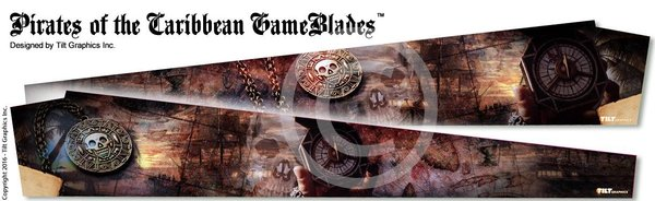 PIRATES OF THE CARIBBEAN GAME BLADES