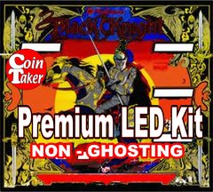 1. BLACK KNIGHT LED Kit with Premium Non-Ghosting LEDs