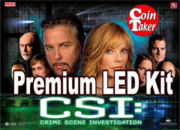CSI-1 Pro LED Kit w Premium Non-Ghosting LEDs
