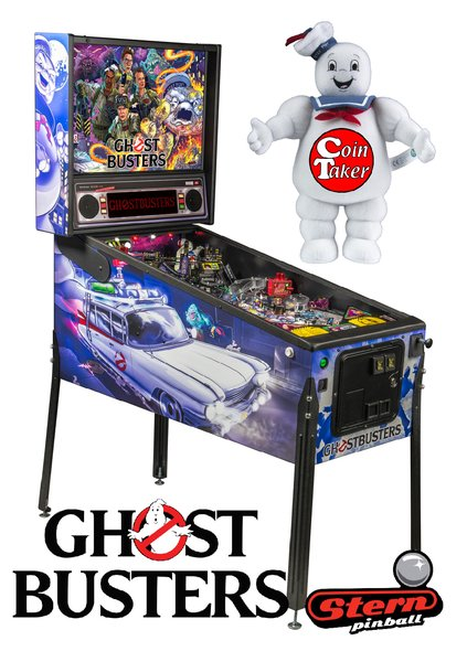 GhostBusters Pinball, Stern Premium Edition