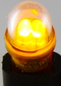 44 2-LED(100) ORG/WHITE/GRN Discontinued