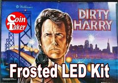 3. DIRTY HARRY LED Kit w Frosted LEDs