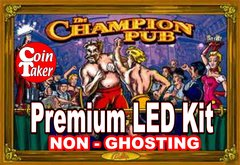 1. CHAMPION PUB LED Kit with Premium Non-Ghosting LEDs