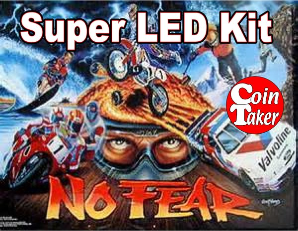 2. NO FEAR LED Kit w Super LEDs