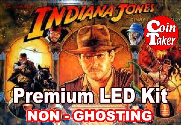 1. 1993 INDIANA JONES LED Kit with Premium Non-Ghosting LEDs