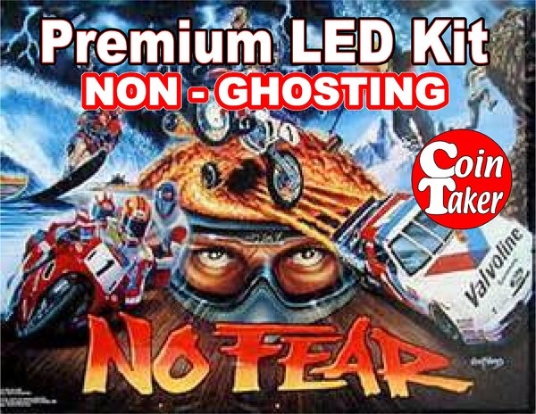 1. NO FEAR LED Kit with Premium Non-Ghosting LEDs