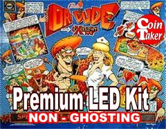1. DR DUDE LED Kit with Premium Non-Ghosting LEDs